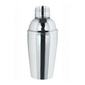 Shaker 700ml 3-delig (RVS hoogglans)
