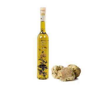 GOLD Witte truffelolie extra Virgin met schijfjes 100ml