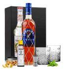 Rum Old Fashioned cocktail pakket