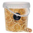 iTRE gedroogde citroen in emmer (60g)