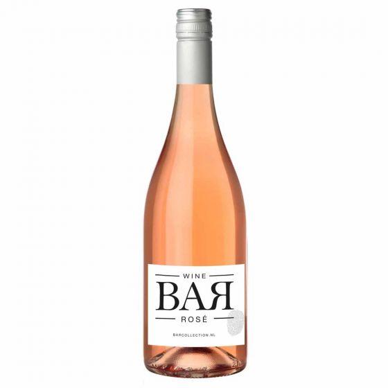 BAR rosé wijn 75cl