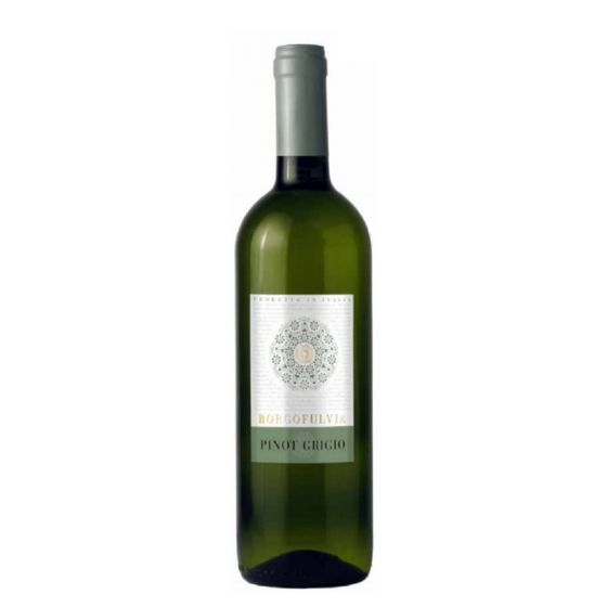 Borgofulvia Pinot Grigio Ortrugo (75cl)