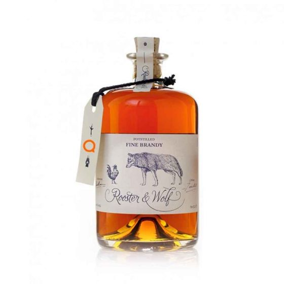 Rooster & Wolf Brandy