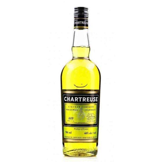 Chartreuse Yellow likeur
