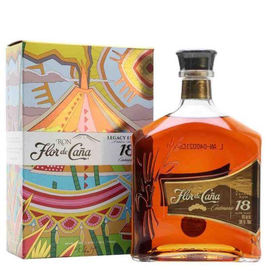 Flor De Cana 18 Years  Rum
