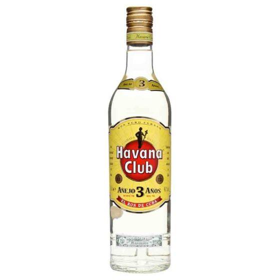 Havana Club 3 Years Rum
