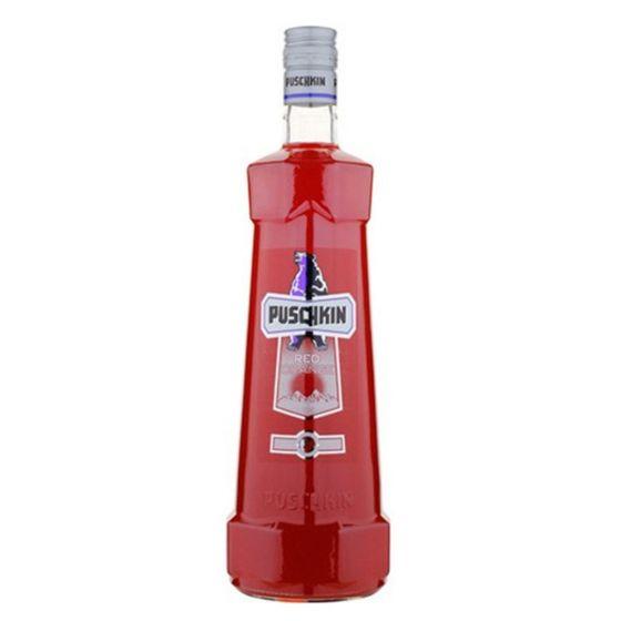 Puschkin Red vodka