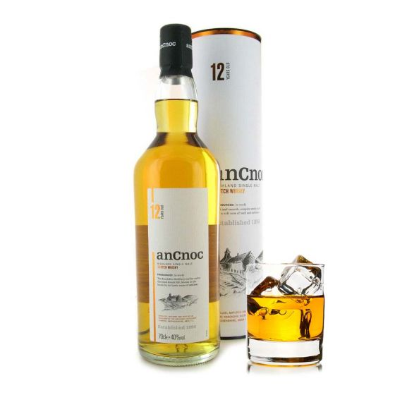 An Cnoc 12 Years (70cl)