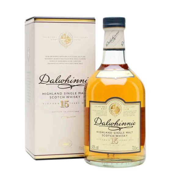 Dalwhinnie 15 Years in giftbox