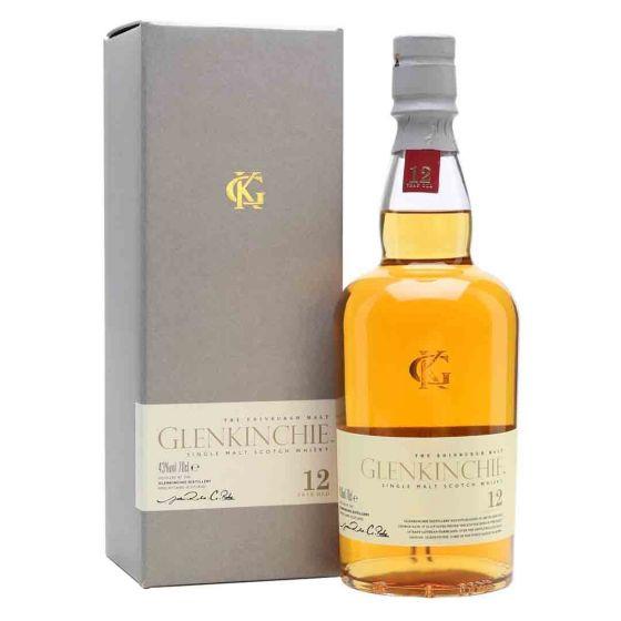 Glenkinchie 12 Years in giftbox