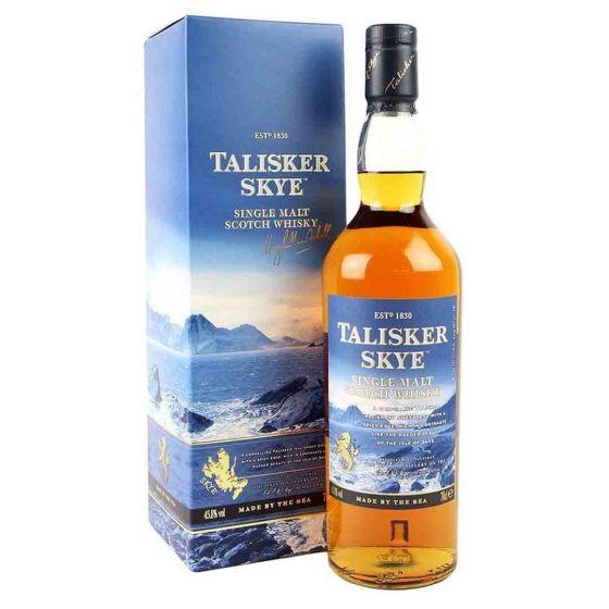 Talisker Skye Whisky in giftbox