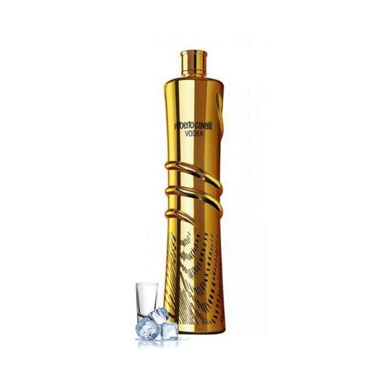 Roberto Cavalli Vodka Gold