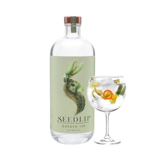 Seedlip Garden 108 Non-Alcoholic Spirit (70cl)