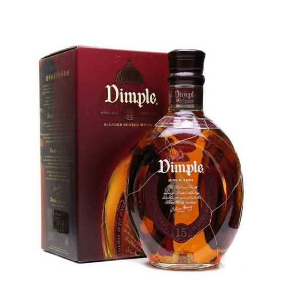 Dimple 15 Years Whisky