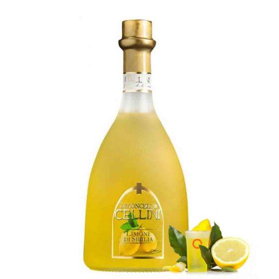 Cellini Limoncello likeur
