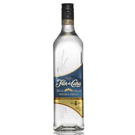 Flor De Cana 4 Years Extra Dry Rum