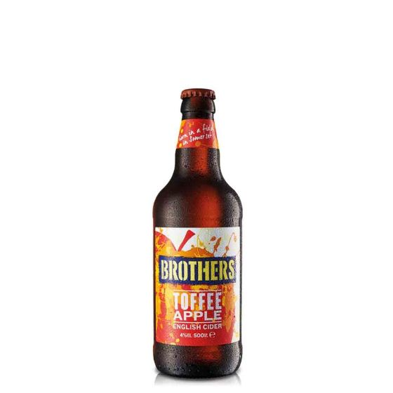Brothers Cider Toffee Apple