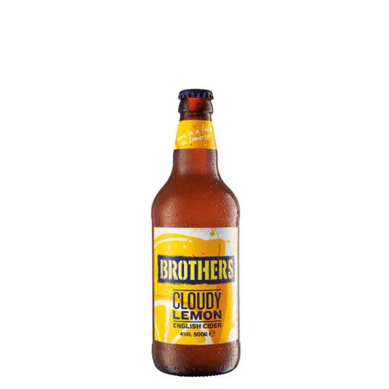 Brothers Cider Cloudy Lemon
