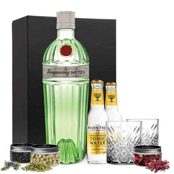 Gin & Tonic pakket met Tanqueray Ten gin