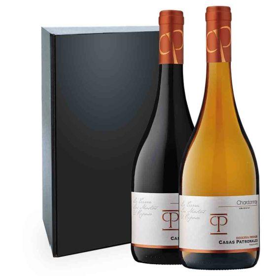 Wijnpakket van Casonas Patronales