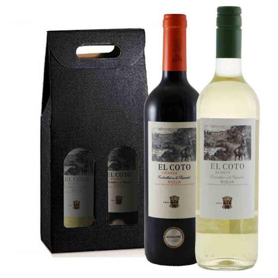 Wijnpakket Spanje El Coto de Rioja