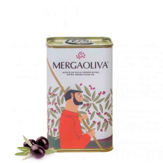 Mergaoliva cénit Extra Vierge olijfolie