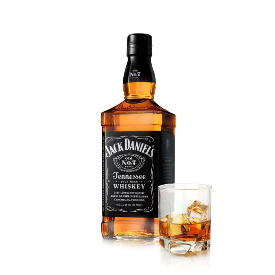 Jack Daniel's Black Label 70cl
