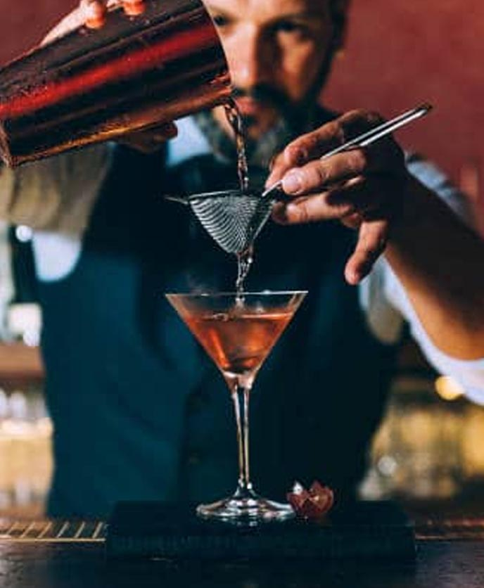 Dranken en cocktails